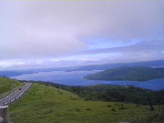 摩周湖〜釧路